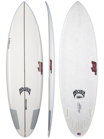 Lib Tech Lost Quiver Killer FC-Futures 5'8 patroon