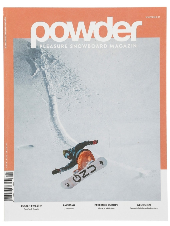 Pleasure Powder Special 2018/2019 Magazin patroon