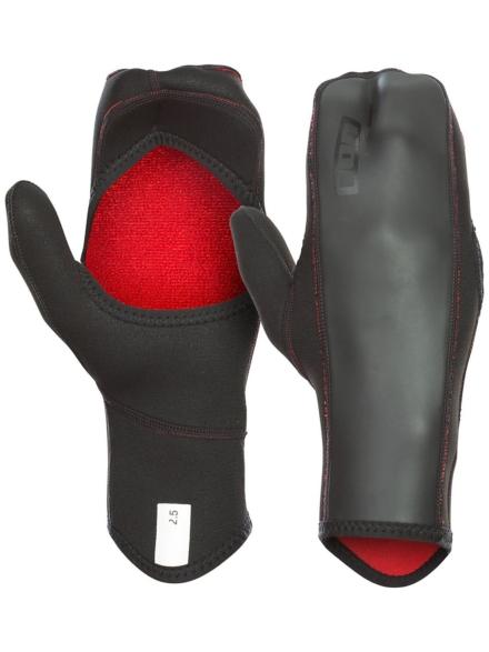 Ion Open Palm 2.5 Mitten Neoprene handschoenen zwart