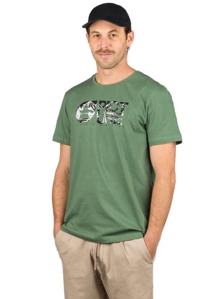 Picture Basement Park T-Shirt groen