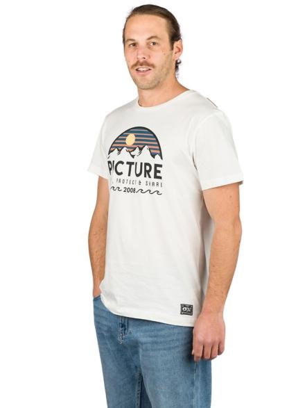 Picture Yukon T-Shirt wit