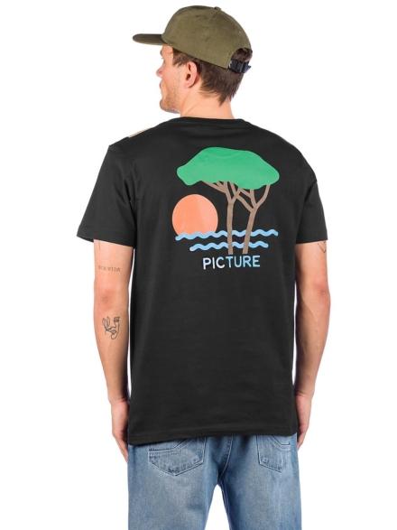 Picture Collioure T-Shirt zwart