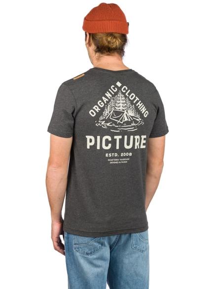 Picture Carson T-Shirt grijs