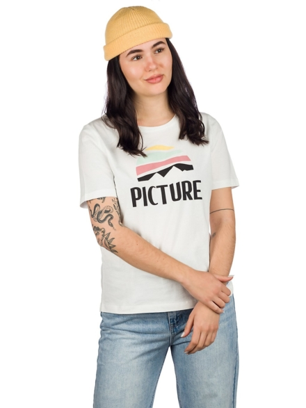 Picture Key T-Shirt wit