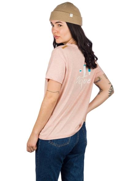 Picture Tessa T-Shirt roze