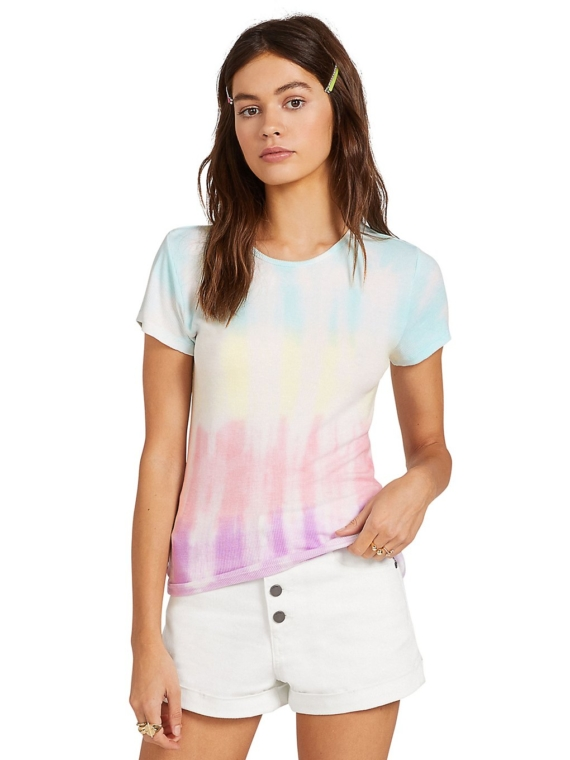 Volcom Sure Burt T-Shirt patroon