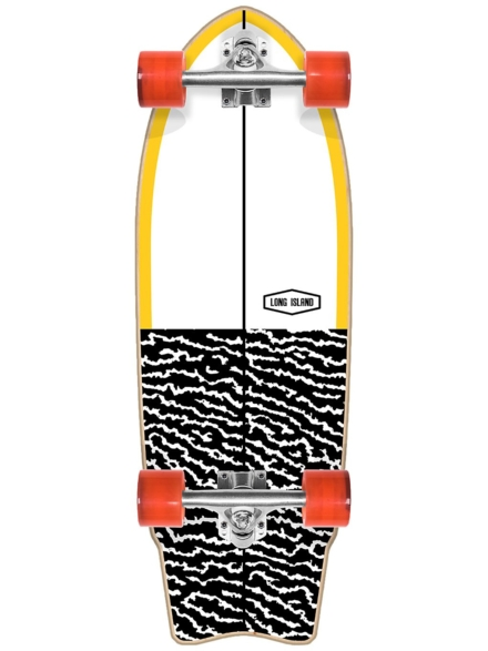 "Long Island Longboards Zoe 28.0"" Complete patroon"