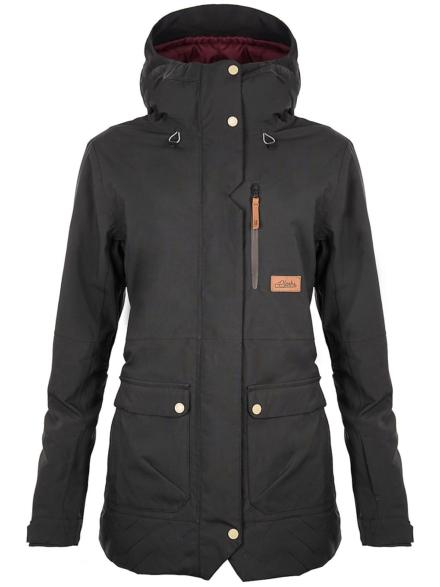 Planks All-time Insulator Ski jas zwart