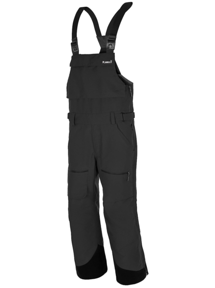 Planks Yeti Hunter Shell Bib broek zwart