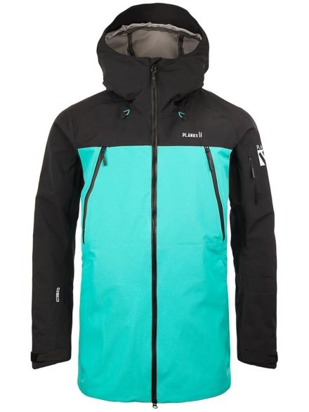 Planks Yeti Hunter Shell Ski jas blauw