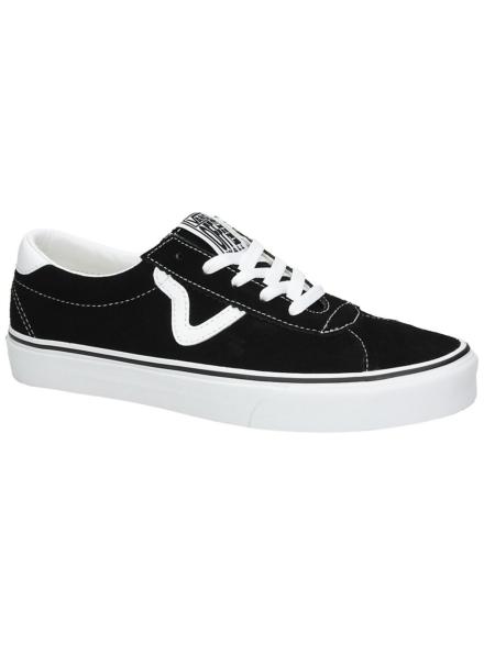 Vans Sport Suede Sneakers zwart