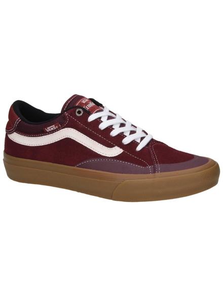 Vans TNT Advanced Prototype Skate schoenen rood