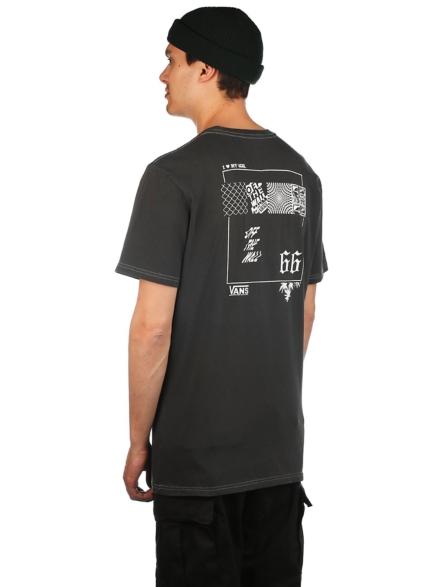 Vans Vintage V66 T-Shirt zwart