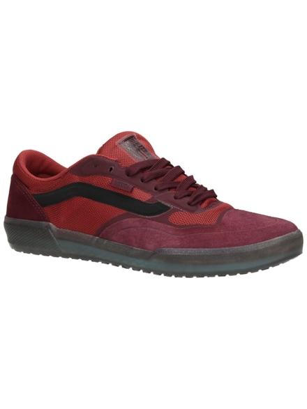 Vans Ave Pro Skate schoenen rood