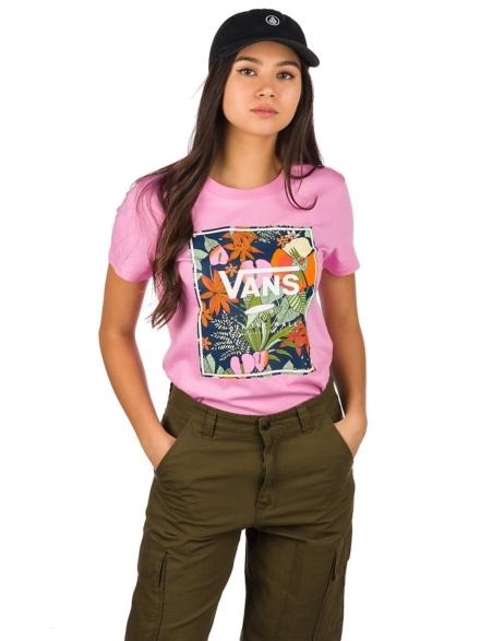 Vans Boxlet T-Shirt roze