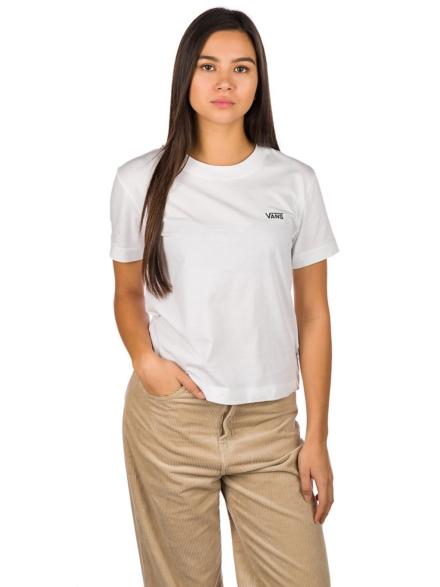 Vans Junior V Boxy T-Shirt wit