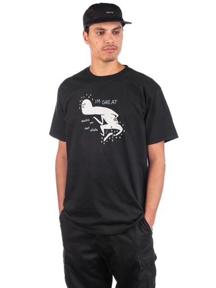 Leon Karssen Relate T-Shirt zwart