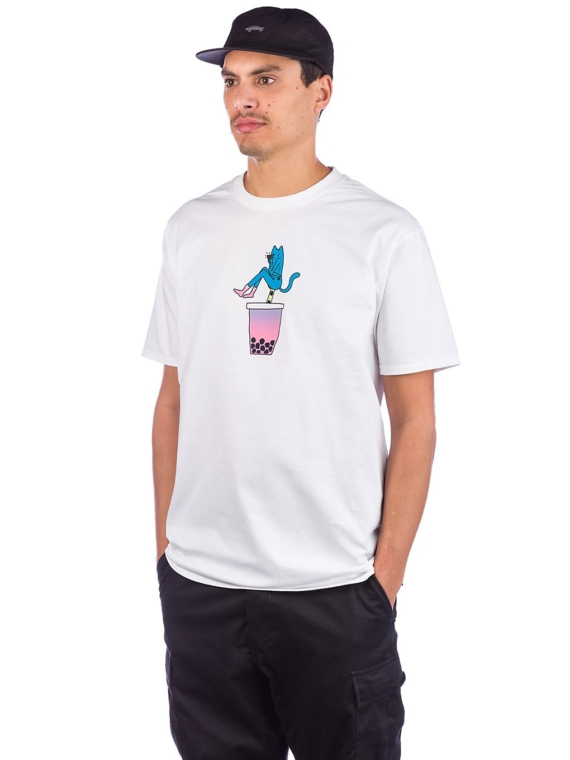 Leon Karssen Boba T-Shirt wit
