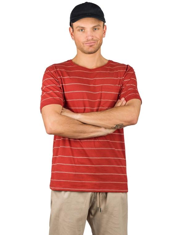 Kazane Moss T-Shirt rood