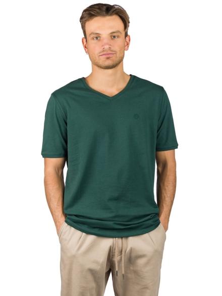 Kazane Landscape T-Shirt groen