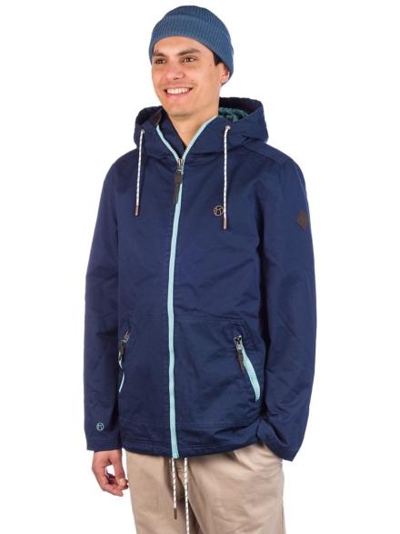 Kazane Falk Ski jas blauw