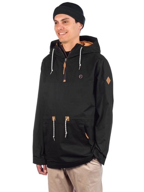 Kazane Fin Ski jas zwart