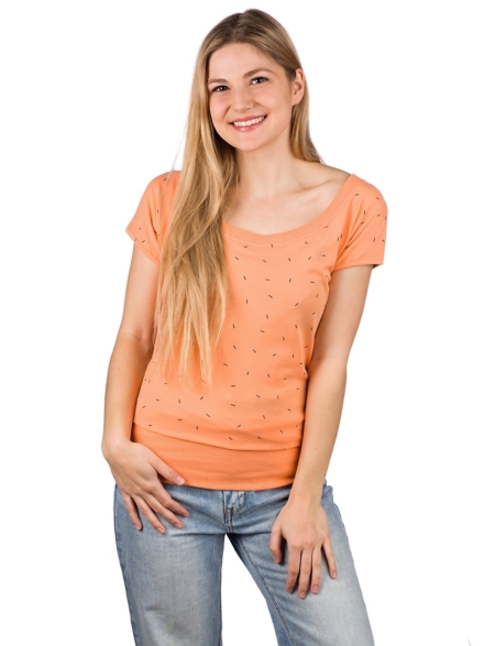 Kazane Hilde T-Shirt oranje