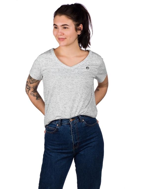 Kazane Anneli T-Shirt zwart