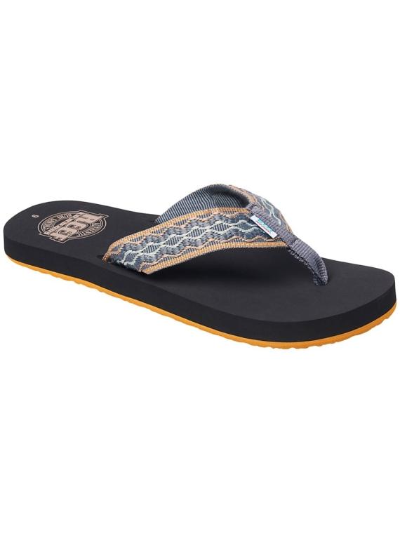 Reef Smoothy slippers grijs