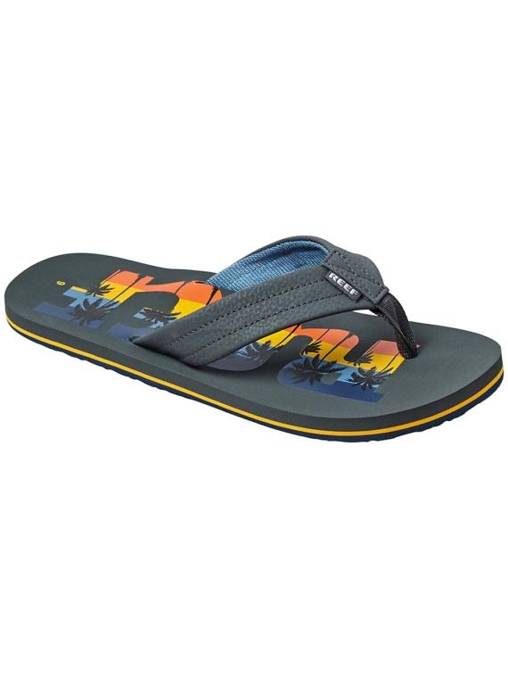 Reef Waters slippers grijs