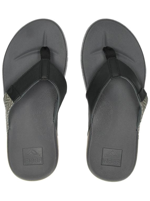 Reef Cushion Bounce Phantom SE slippers grijs