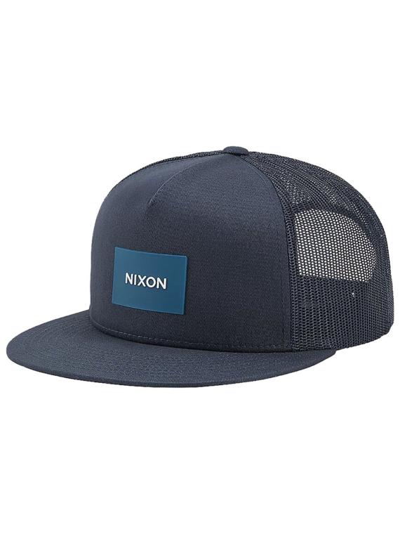 Nixon Team Trucker petje blauw