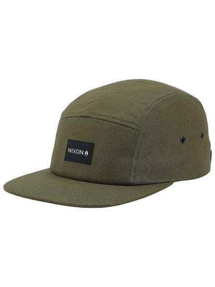 Nixon Mikey Strapback petje groen