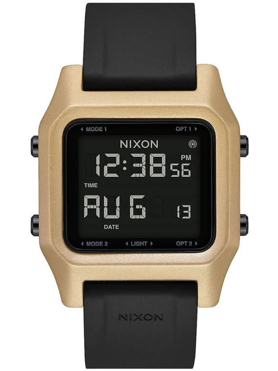 Nixon The Staple zwart