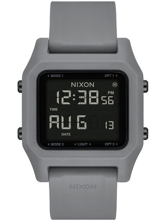 Nixon The Staple grijs
