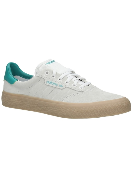 adidas Skateboarding 3MC Skate schoenen wit