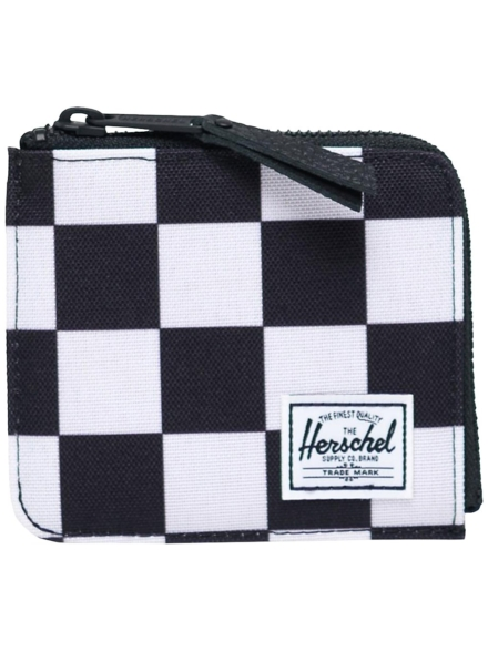 Herschel Jack RFID Portemonnee zwart