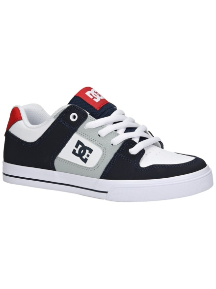 DC Pure Sneakers wit
