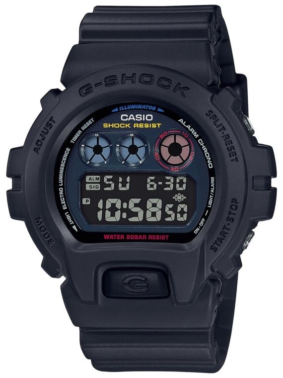 G-SHOCK DW-6900BMC-1ER zwart