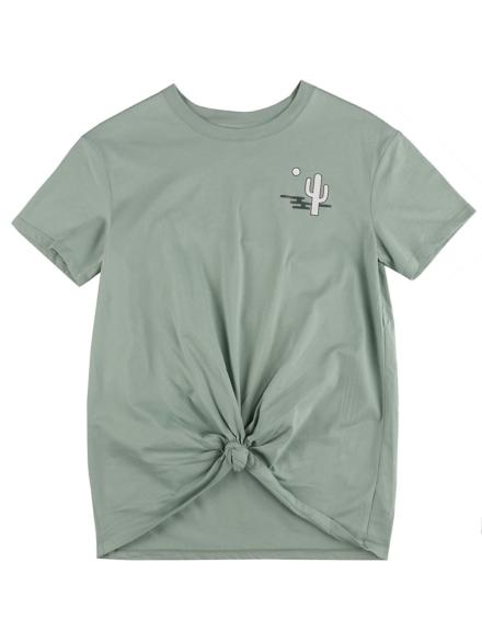 Dravus Joane T-Shirt groen