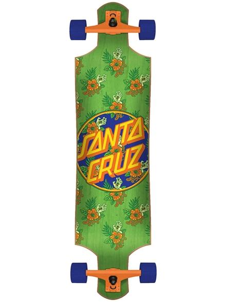 "Santa Cruz Vacation Dot 10.0"" Complete groen"