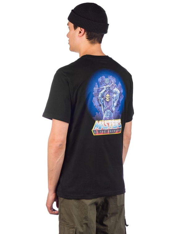 Element Masters Of The Universe Skeletor T-Shirt zwart