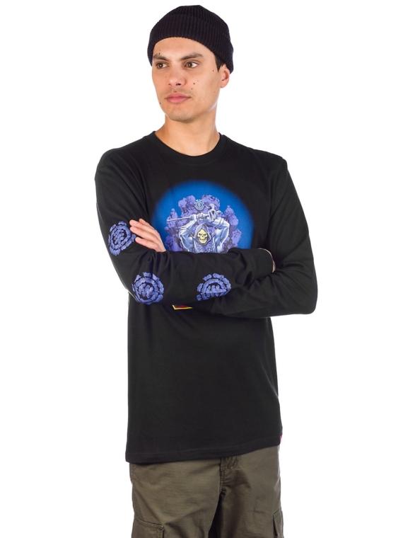 Element Masters Of The Universe Skeletor Long Sleeve T-Shirt zwart