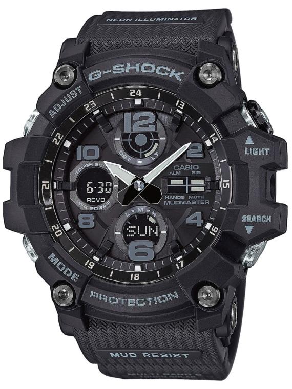G-SHOCK GWG-100-1AER zwart