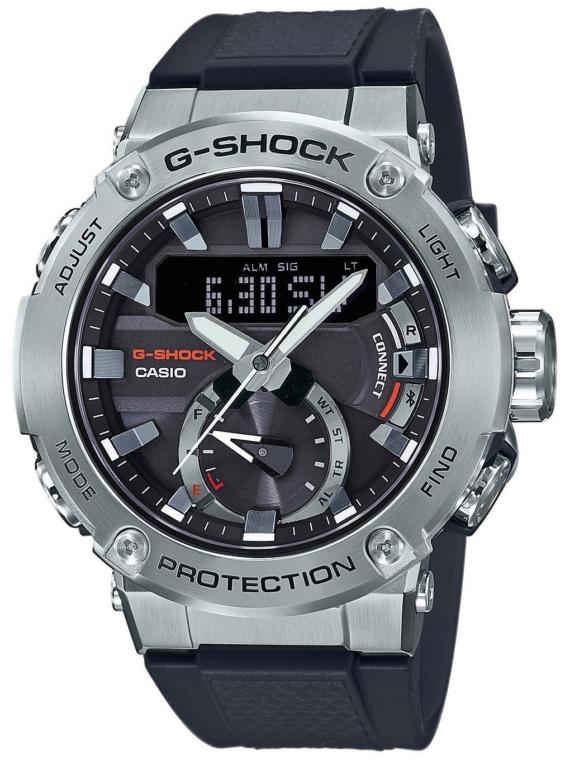 G-SHOCK GST-B200-1AER grijs