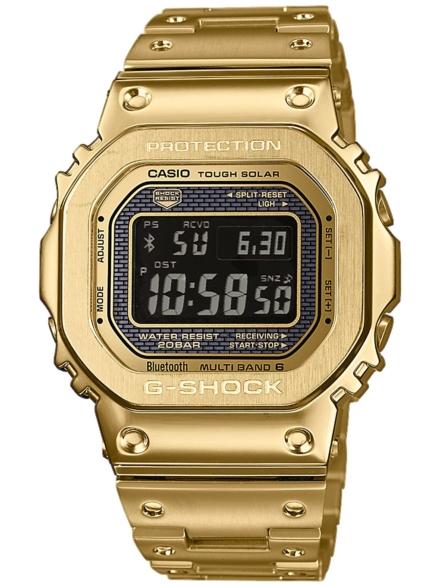 G-SHOCK GMW-B5000GD-9ER geel