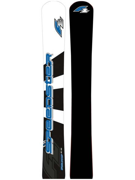 F2 Speedster WC RS 185 Alpine Snowboard 2020 wit