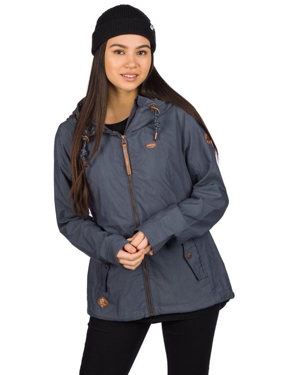 ragwear Monade Ski jas blauw