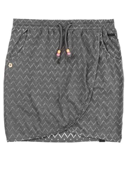 ragwear Naila Skirt zwart