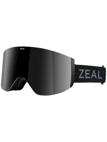 Zeal Optics hoedchet Dark Night zwart